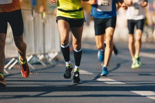 Lange-afstandswedstrijd lopen: dit moet je niet doen