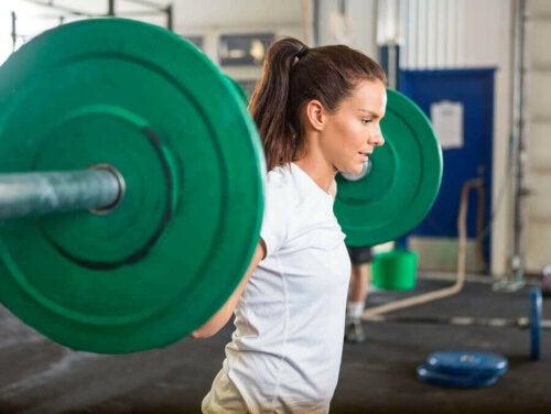 7 CrossFit-oefeningen voor het hele lichaam