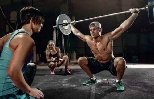 CrossFit-oefeningen