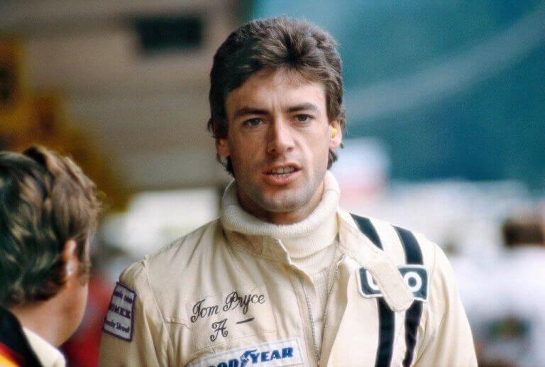 Tom Pryce gestorven tijdens een race