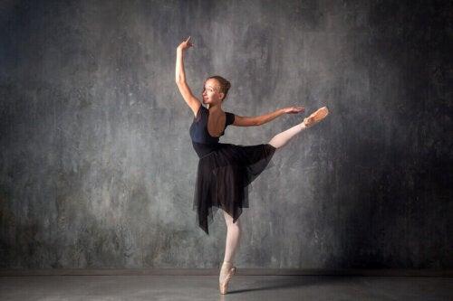 Lichaamsveranderingen door klassiek ballet