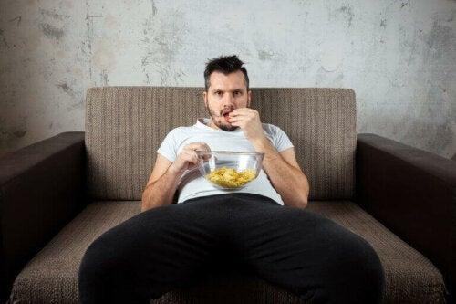 Lui zijn is niet goed voor je gezondheid