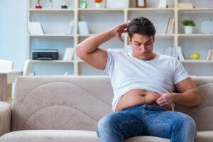 Een vertraagd metabolisme