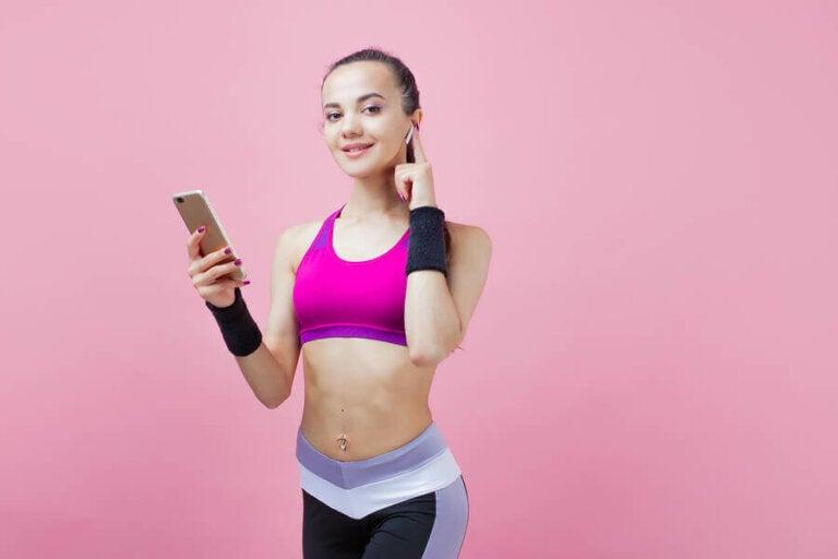 6 apps om thuis te trainen om uit te proberen