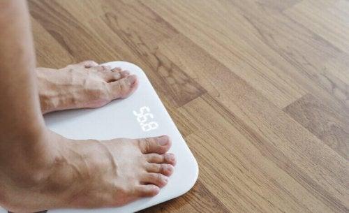 Gewichtstoename tijdens de quarantaine door het coronavirus