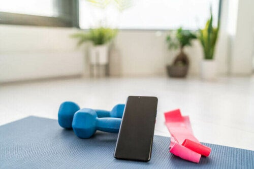 Online fitnessaccounts om tijdens de quarantaine te volgen