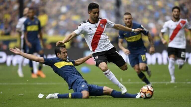 Primera division Argentinie
