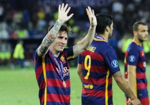 Lionel Messi topscorer aller tijden