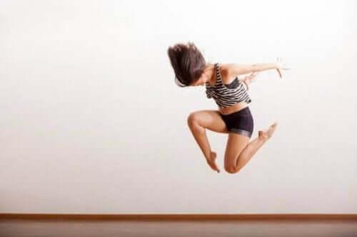 Lenigheid en voeding van professionele jazzdansers