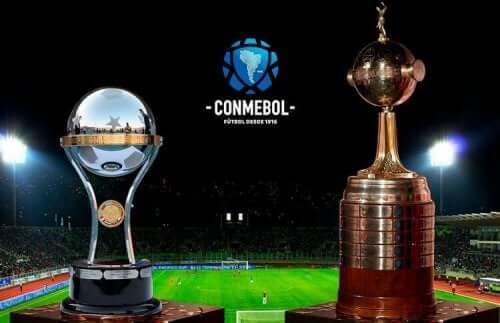 Conmebol cupwedstrijd