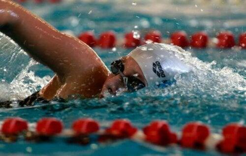 Zwemmen voor het verlagen van je cholesterolgehalte