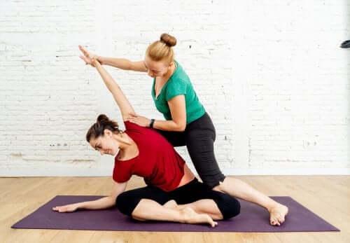 Wat zijn de beste stretch-oefeningen voor de spieren?