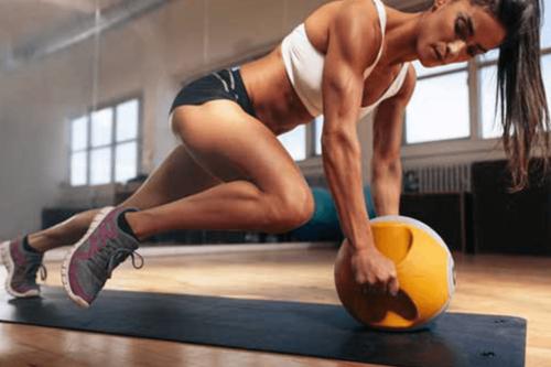 Leer hier oefeningen die je core trainen