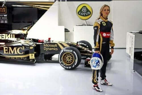 Vrouwen in de Formule 1