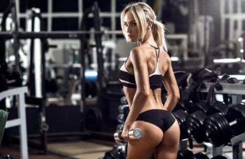 Kształtne pośladki – ćwiczenia dla kobiet