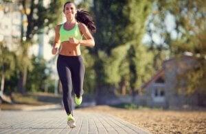 jogging, bieganie