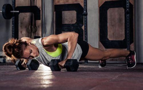 Ćwiczenia CrossFit – odkryj nowy światowy fenomen