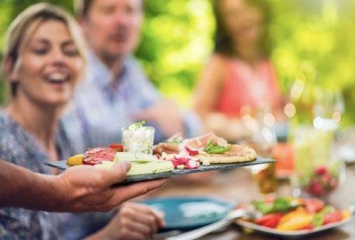 5 przykładowych tapas dla osób na diecie