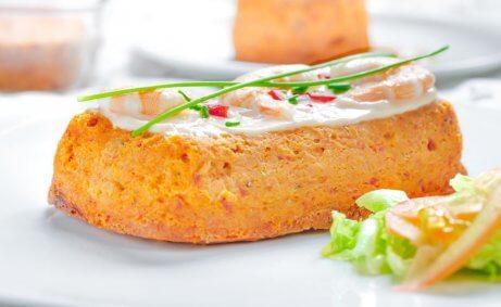 tuńczyk - ciastko z tuńczyka