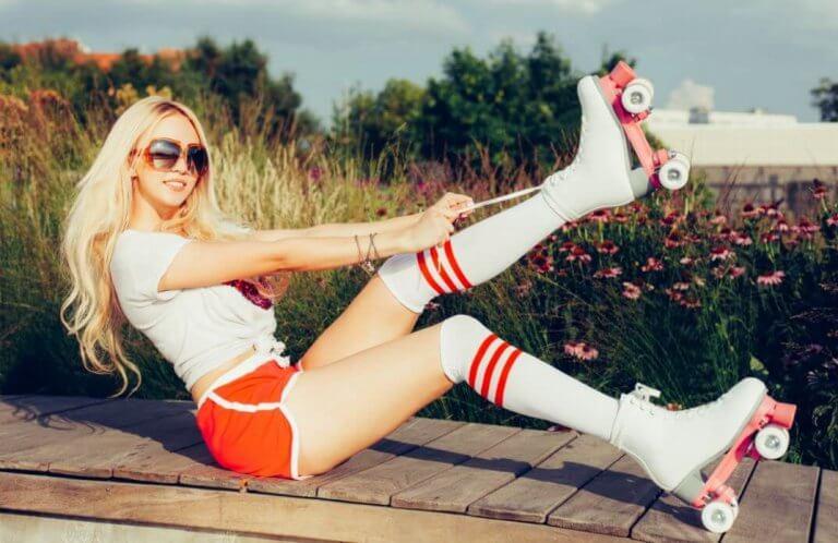 Jazda na rolkach - wszechstronna aktywność fizyczna