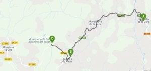 sześć górskich szlaków w Hiszpanii