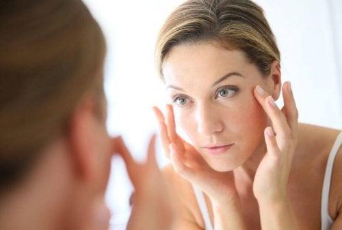 Resweratol a starzenie się skóry