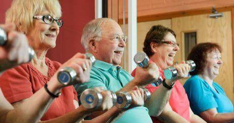 aktywne starzenie się - aktywni seniorzy