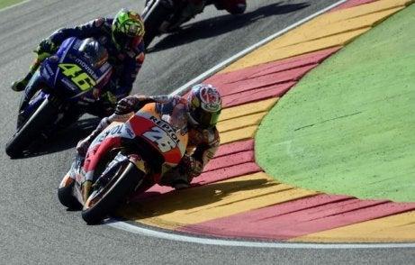 motocykliści motoGP Dani Pedrosa