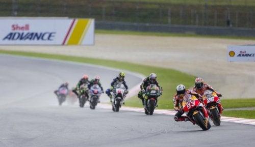 Mistrzostwa świata MotoGP - ciekawostki z zawodów