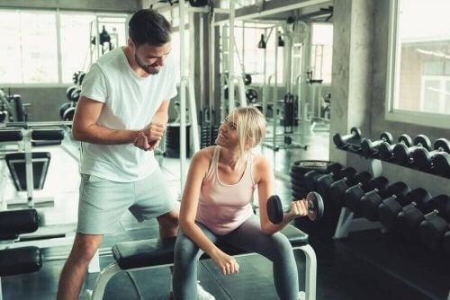 Fit para – miłość a wspólna pasja do bodybuildingu