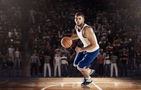 pozycje w koszykówce - gracz