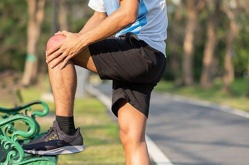 Kolano skoczka: polecane ćwiczenia i profilaktyka