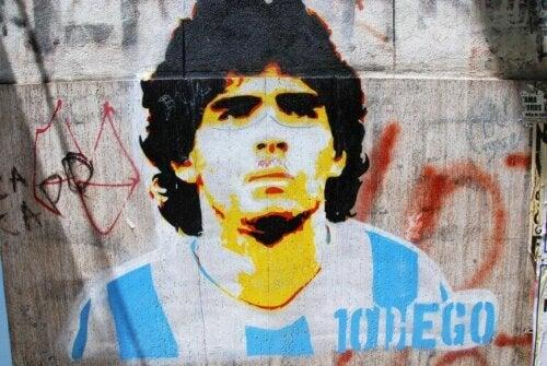 Diego Maradona: jeden z najlepszych piłkarzy wszechczasów