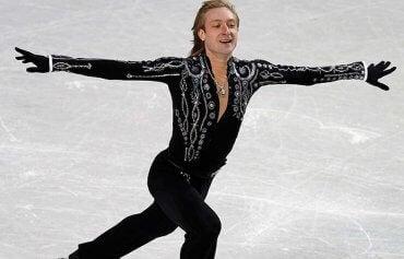 Evgeni Plushenko rosyjscy sportowcy