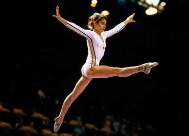Nadia Comaneci rekordy sportowe