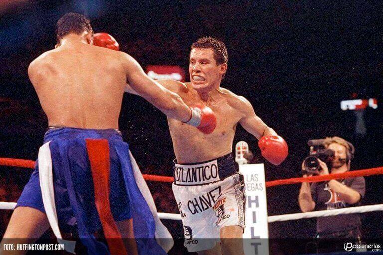 Najlepsi bokserzy - Chavez