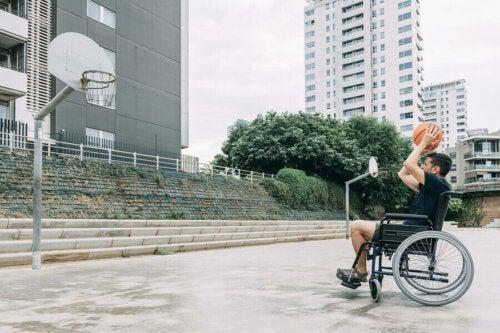 Osoby niepełnosprawne a sport - aspekt prawny