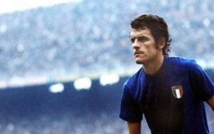 Fabio Capello na boisku