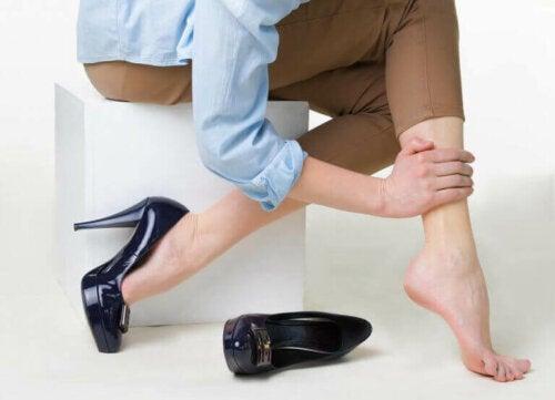 Złe krążenie w nogach: zapobieganie i leczenie