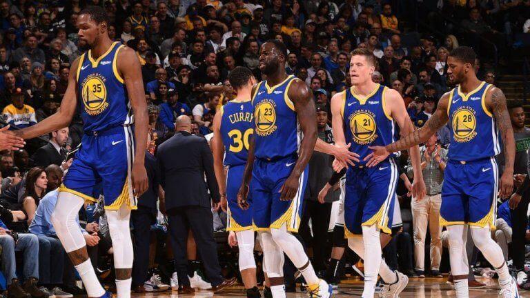 Mistrzowskie drużyny NBA: Golden State Warriors