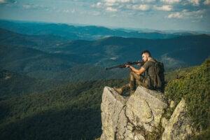 myślistwo w górach