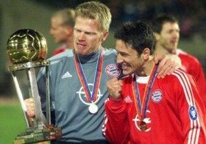 trofea Bayern Monachium