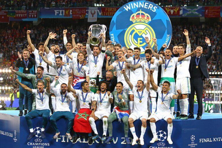 Real Madryt - kluby z największą liczbą międzynarodowych tytułów