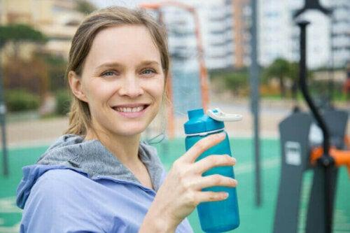 Elektrolity u sportowców - jak działają?
