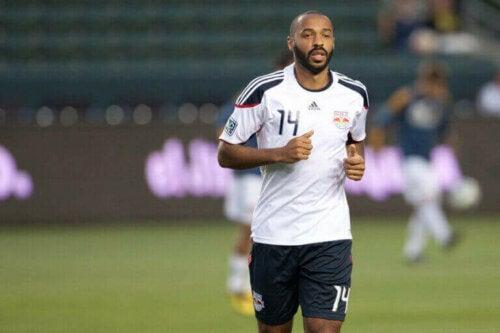 Thierry Henry: najlepszy strzelec Francji