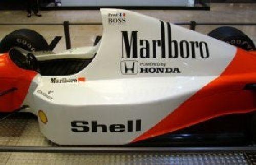 McLaren z lat 80