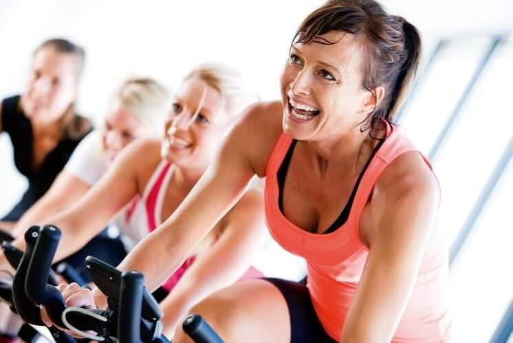Spinning i indoor cycling