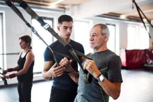 Zwiększenie siły u starszych osób - jak to zrobić
