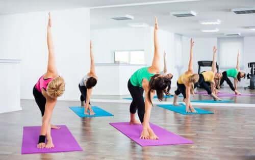 Bikram Joga: joga w 30 stopniach Celsjusza