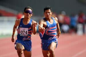 Sport dla niewidomych Lekkoatletyka